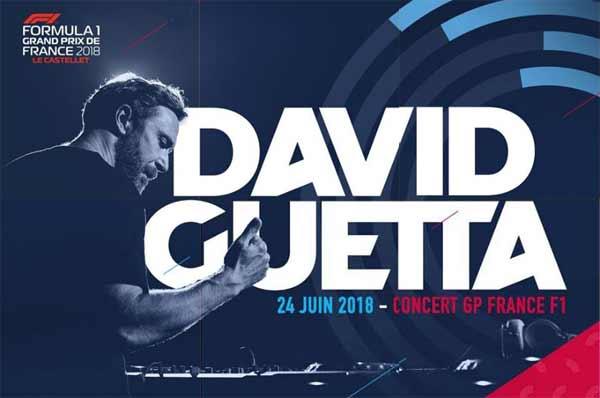 Concerto David Guetta